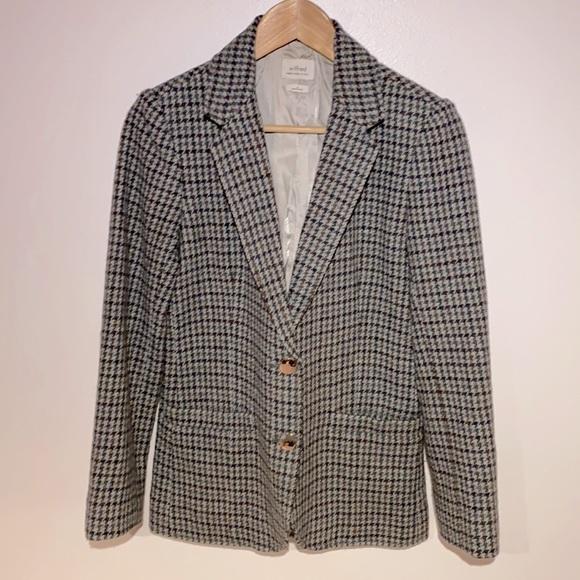 Wilfred Wool Blazer Size 6